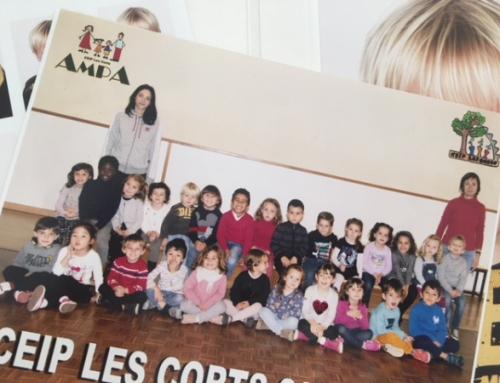 Recollida del pack de fotos de Nadal i loteria