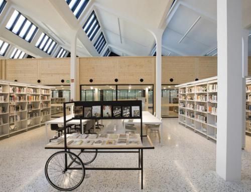Inauguració Biblioteca Montserrat Abelló