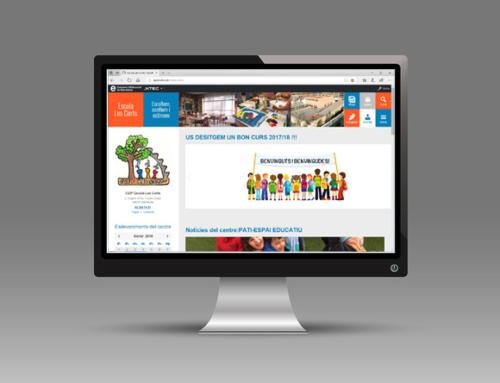 L'escola estrena nova web!