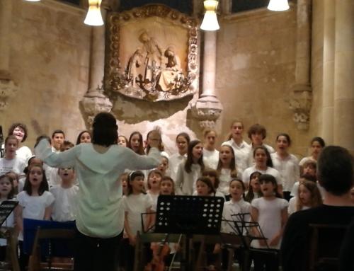 Concert de Coral a la Sagrada Família