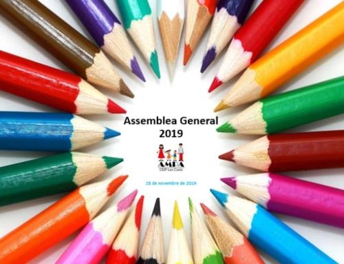 Assemblea general 2019: balanç i noves propostes