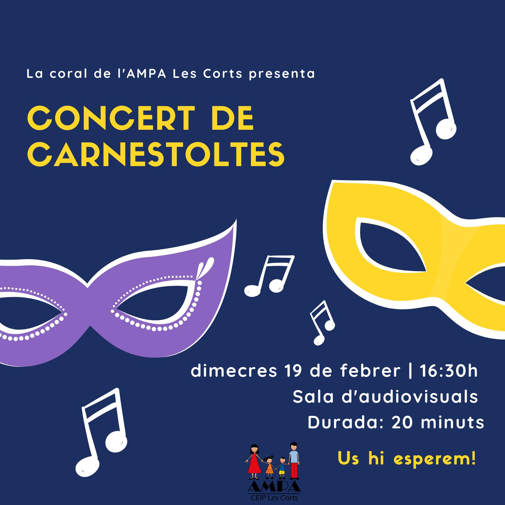 Concert de Carnestoltes
