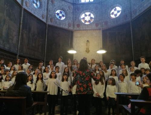 Concert de Coral al Monestir de Pedralbes