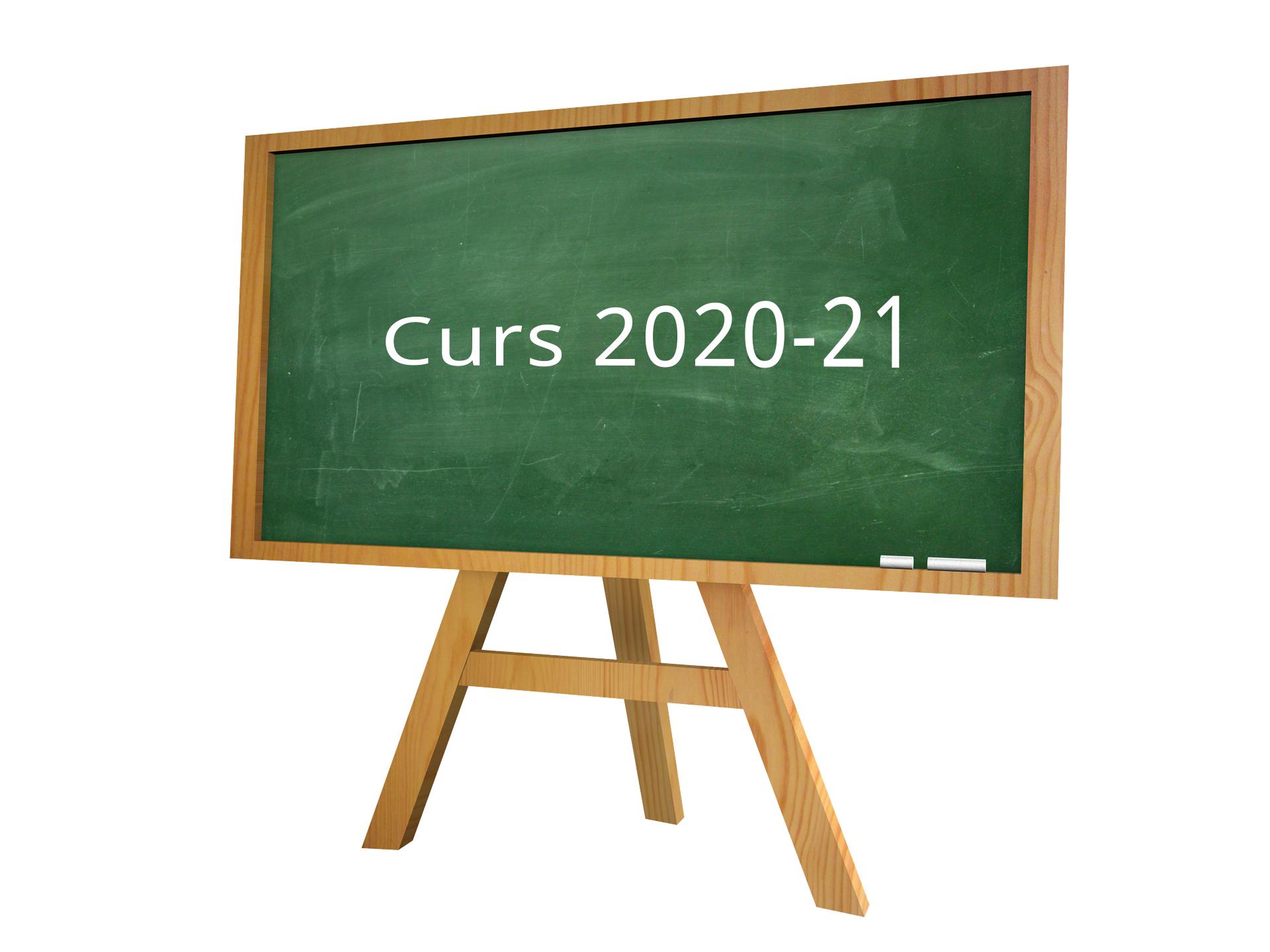 Curs 2020-21