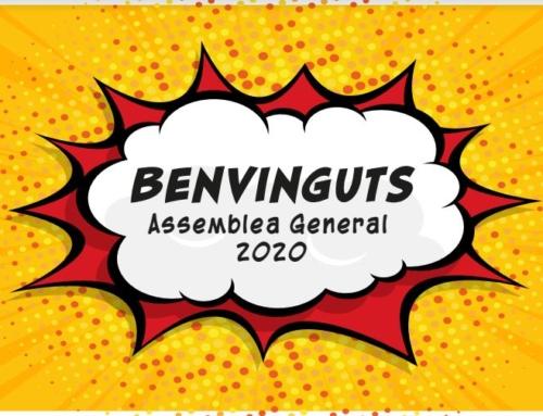 Assemblea general 2020: balanç i noves propostes