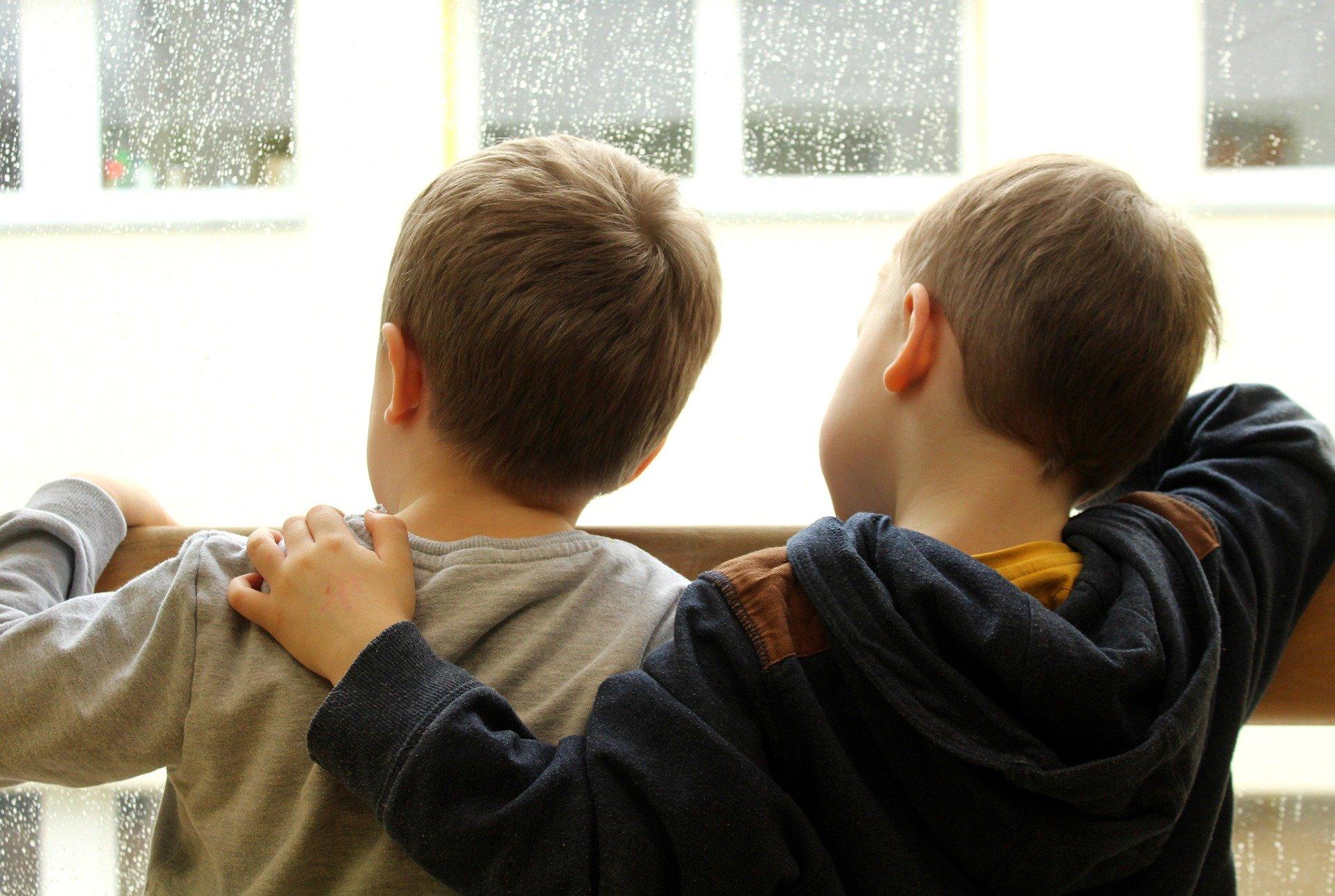 nens pluja