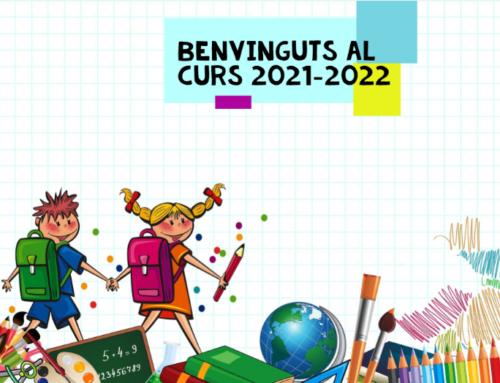 Activitats extraescolars i servei d'acollida/ludoteca – Curs 2021-2022